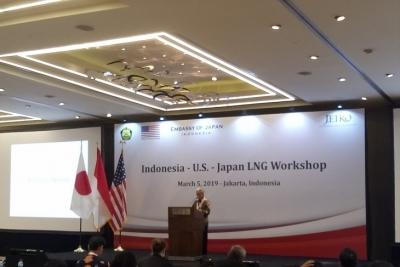 سوف تقوم إندونيسيا بتصدير 16 شحنة غاز طبيعي مسال إلى سنغافورة