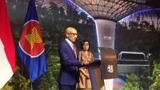 تواصل إندونيسيا وسنغافورة تحسين الشراكات