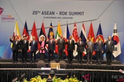 رحب الرئيس الكوري الجنوبي باقتراح إندونيسيا بشأن كوريا الشمالية