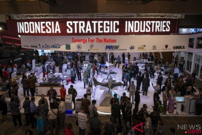 يمكن أن تكون الصناعة الدفاع للجمهورية  الإندونيسية  منافسًا قويًا لبلدان أخرى