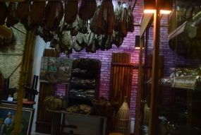 Tabaksmuseum in Jember, Oost Java
