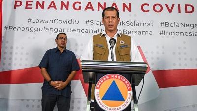 Nieuwe normale fase; Govt legt de rol van TNI, politie uit