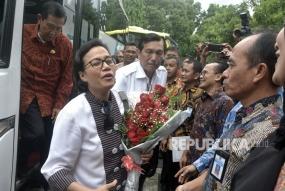 Vergadering bij te wonen in Bali, Visa Gratis voor Duizenden IMF-delegatie