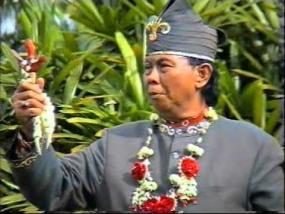 Traditionele liedjes uit de Provincie Centraal Kalimantan
