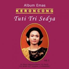 Kerontjongliedjes : Tuti Tri Sedya met het liedje Jauh di Mata