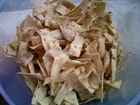 Slondok, typische traditionele snack in Midden-Java