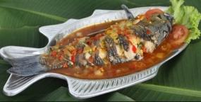 Seruit : Een traditionele gerecht van provincie Lampung