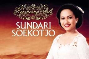 Keroncong liedjes : Sundari Sukotjo