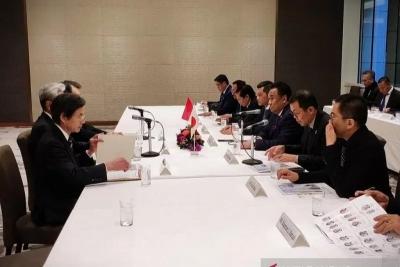Indonesisch parlement nodigt Japanse Keidanren uit om de investeringen in Indonesië te verhogen