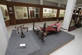 Het Museum Siwalima in Maluku