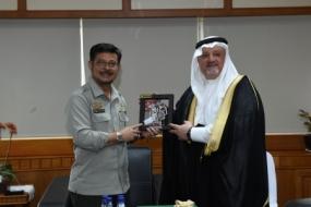 Ministerie van Landbouw versterkt de samenwerking met Saoedi-Arabië voor rijstuitvoer