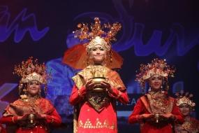 Kejei dans, een mooie traditionele dans vanuit Bengkulu