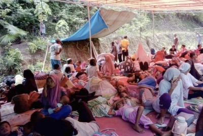 Zes mensen worden slachtoffer van de aardbeving in Zuid-Halmahera