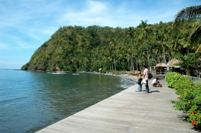 Amuk Baai in Bali