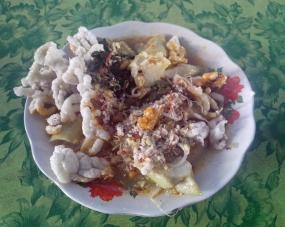 Het culinaire Docang uit Cirebon