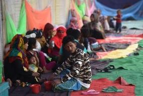 Duizenden Rohingya-vluchtelingen in India zijn naar Bangladesh verhuisd