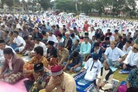 Maleppe traditie van Makassar