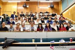 De 4.0 industriële revolutie voor Indonesië werd besproken in Manchester
