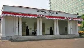 Gedung Joang 45 in Jakarta