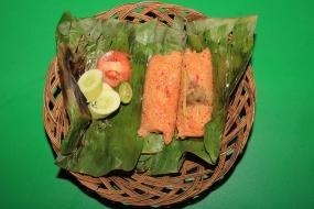 Geroosterde sumsumrijst uit provincie Banten