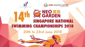 Team Indonesia kreeg 2 Gold 14th SNSC International Swimming Championship
