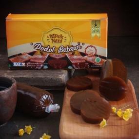 Dodol Betawi : Een speciale snack uit Jakarta