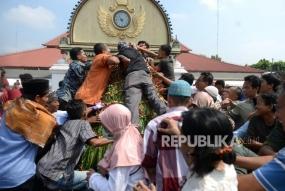 Yogyakarta-traditie  Hajad Dalem Garebeg Sawal