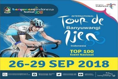 22 pays participeront à la Tour de Banyuwangi