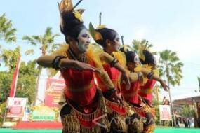La danse de Thengul