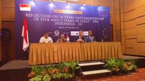 L'Indonésie  et l'Union européenne renforcent le système de vérification de la légalité du bois dans l'amélioration de la gouvernance forestière