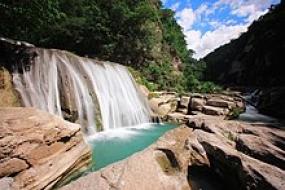 Cascade de Tanggedu à Sumba Est