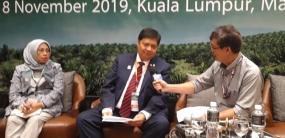 L'Indonésie et la Malaisie se consulteront pour faire face à l'Union européenne à l'Organisation mondiale du commerce (OMC)