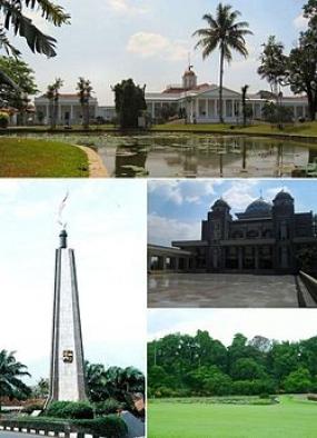 Musée ethnobotanique à Bogor