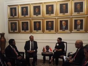 L'Indonésie invite les acteurs économiques de Papouasie-Nouvelle-Guinée à TEI 2018