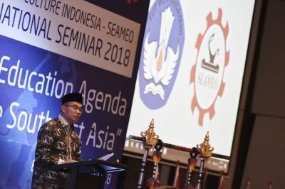 L'Indonésie et SEAMEO discutent de 7 domaines prioritaires