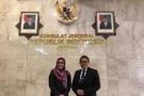 Le consulat général d'Indonésie à Djedda renforce la protection des citoyens indonésiens par ''Welcoming Program''