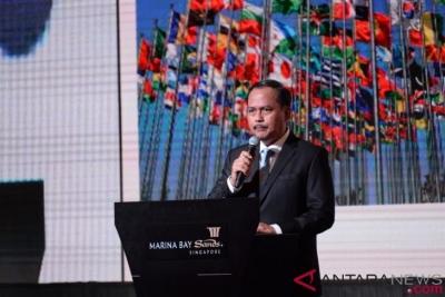 L'ambassadeur a mentionné que  l'investissement de Singapour était plus grand en Indonésie