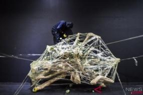 Des artistes indonésiens exposent leurs œuvres à Australie