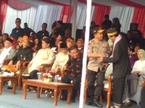 Le président du MPR rappelle la campagne pacifique, établit silaturrahim
