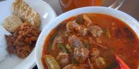 La soupe de kesrut, un plat spécial de Banyuwangi