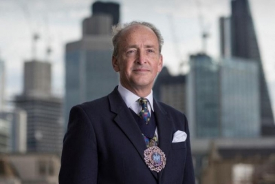 Le maire de la corporation de Londres a dirigé la délégation commerciale en Indonésie