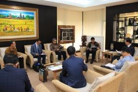 L'industrie pétrochimique coréenne est prête à construire des usines en Indonésie.