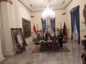 La ministre des Affaires étrangères de l'Indonésie et la Papouasie-Nouvelle-Guinée tiennent la réunion bilatérale