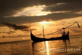 La plage Ngudel, une destination touristique à Malang, Java Est