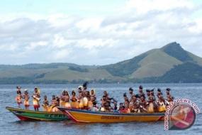 Le Lac de Tigi en Papouasie