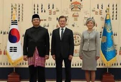 Indonesischer Botschafter ist der beste Botschafter in Südkorea