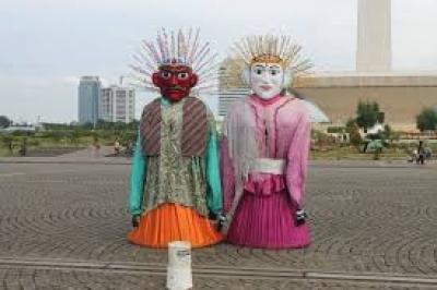 Volkslieder  aus Jakarta  -  Kicir Kicir