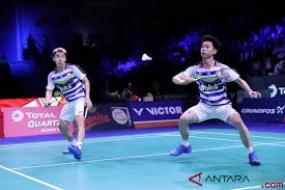 Kevin und Marcus  sind Sieger  bei  dem Hong Kong Open  2018