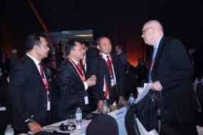 Leiter der indonesischen Polizei leitet indonesische Delegation bei der Interpol-Versammlung