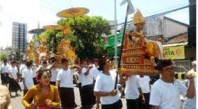 Munggah Deha Teruna-Zeremonie
